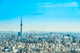東京スカイツリー20190806