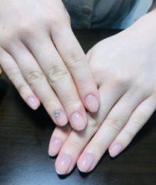 bridalkorugi-nail