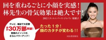 ミスユニバースジャパンへの小顔矯正20201221