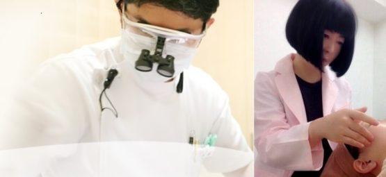 歯科医院で顔の歪みを矯正する
